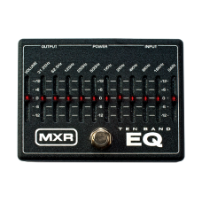 MXR 10 Band Equalizer